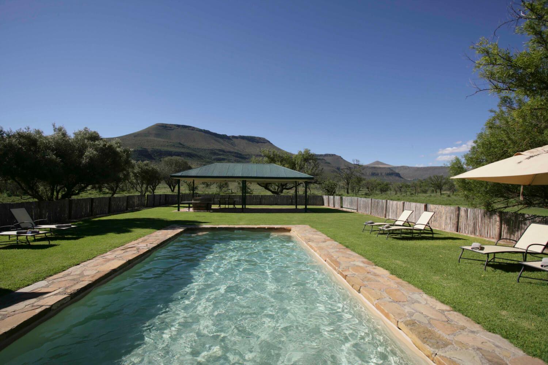Luxury Karoo Lodge Eastern Cape Lodge Karoo Accommodation