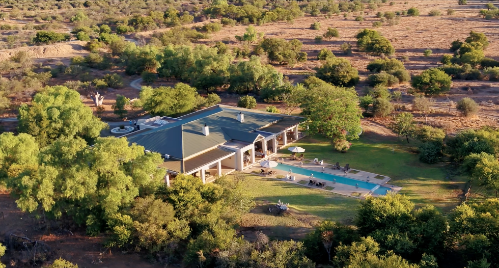 The Manor, Samara Private Game Reserve, Great Karoo, South Africa